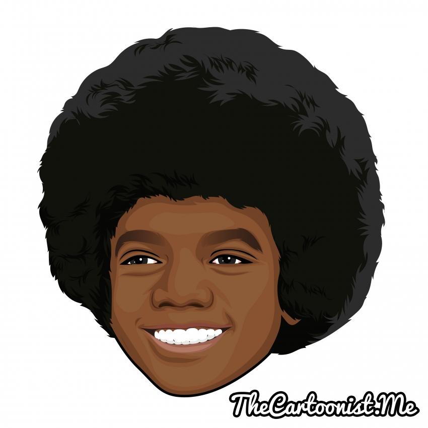 Michael Jackson par TheCartoonist